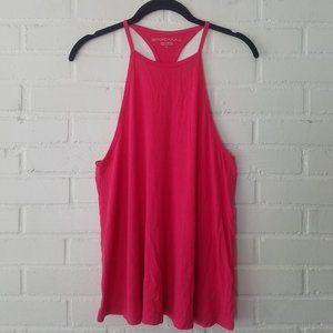 Beyond yoga pink coral small S yoga Tank top Shirt